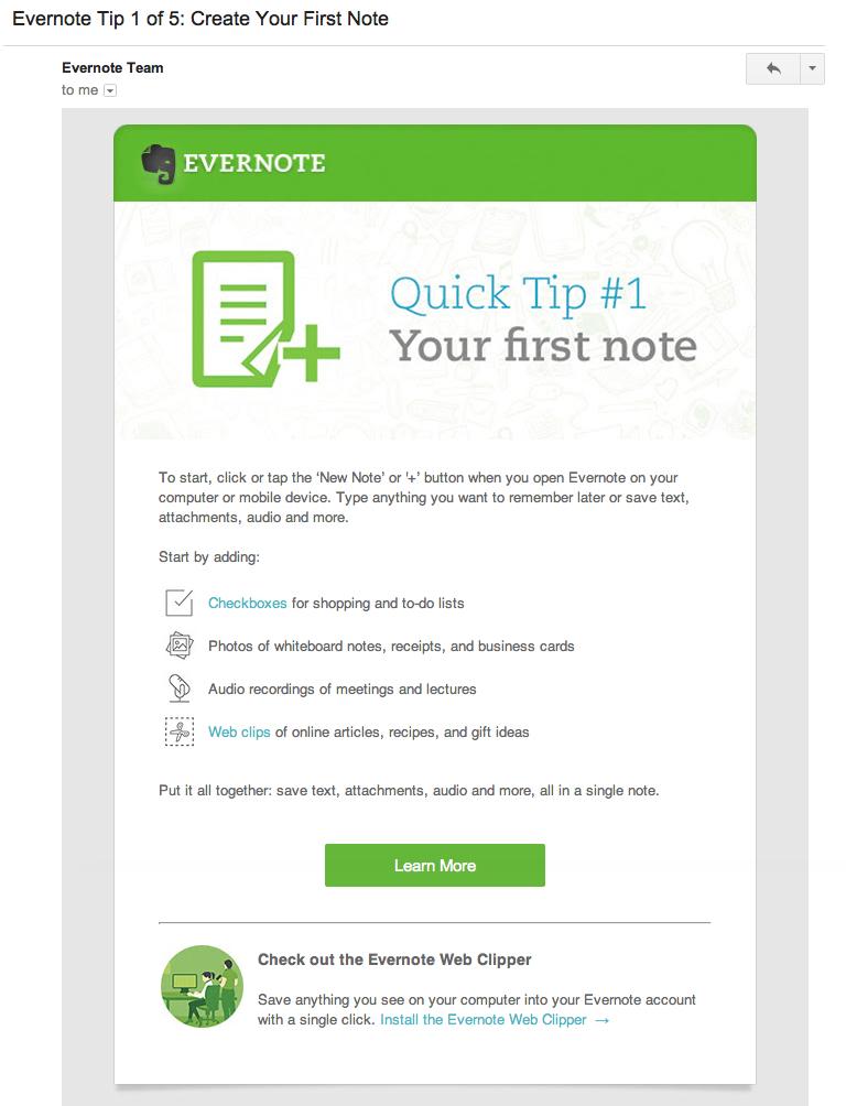 Эффективная емейл-рассылка: советы и приёмы 11
