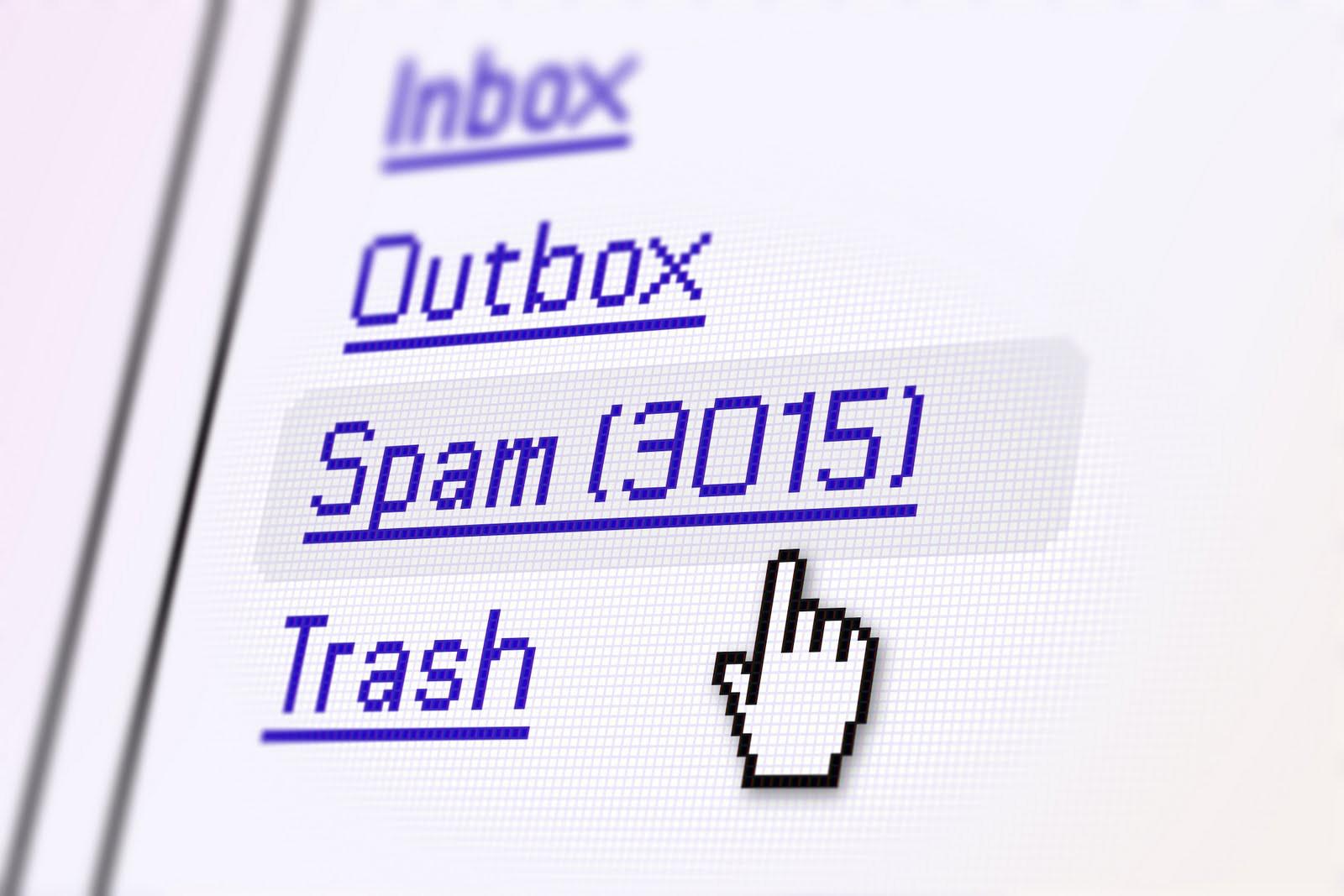 Письма не доставляются и попадают в спам