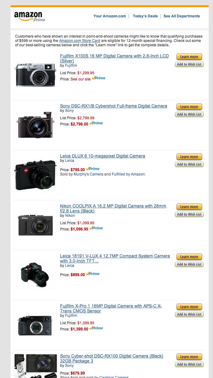 amazon-product-email