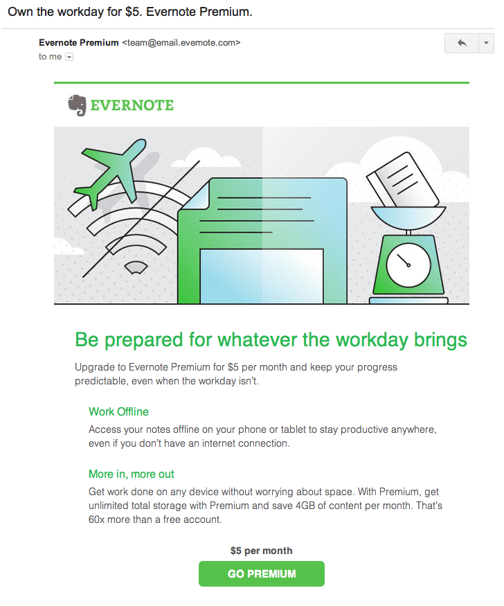 evernote-promotional-email-2